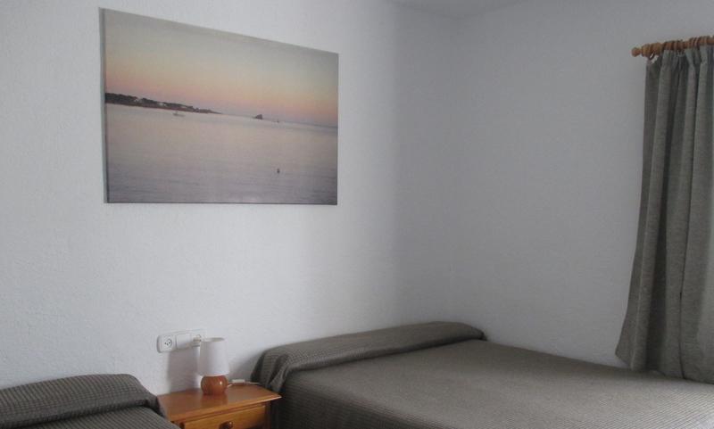 Habitació d'un apartament LL