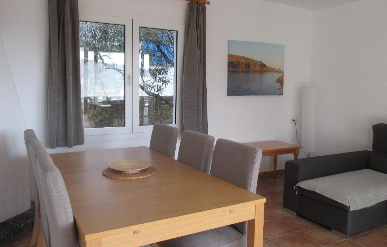 Apartament LL amb un menjador acollidor