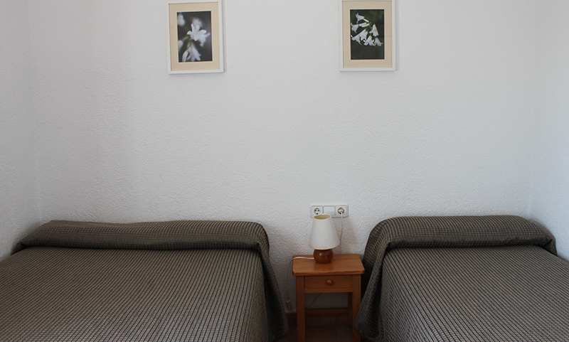 Habitació apartament LL
