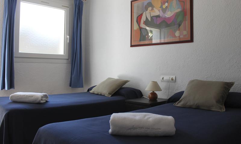 Habitacions amb dos llits